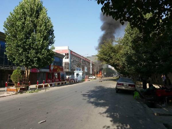 at least 10 killed in kabul car bombing