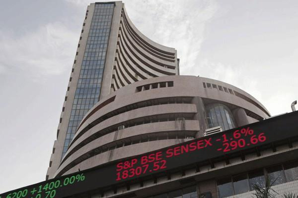 the boom in the stock market  the nifty open across 9800