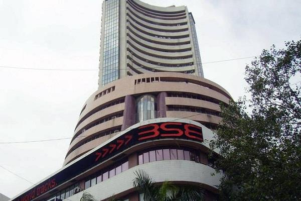 nifty opens for the first time across 9900