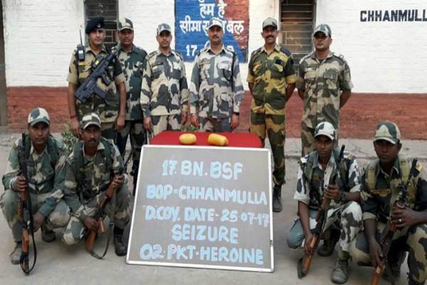 10 million heroine seized