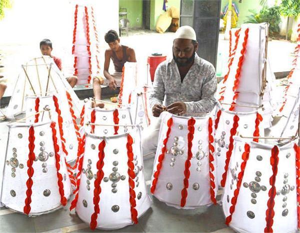 hindu muslim unity muslims making coveted material