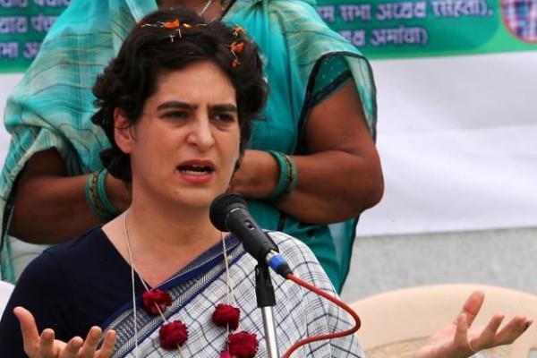 priyanka gandhi vadra says lynching incidents make me furious