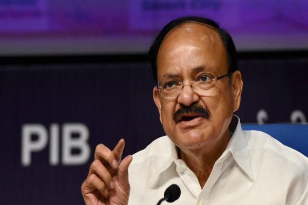 venkaiah naidu is angry over delay in many states