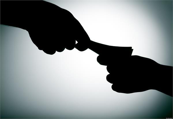 tehsildar accuses 50 000 of bribe