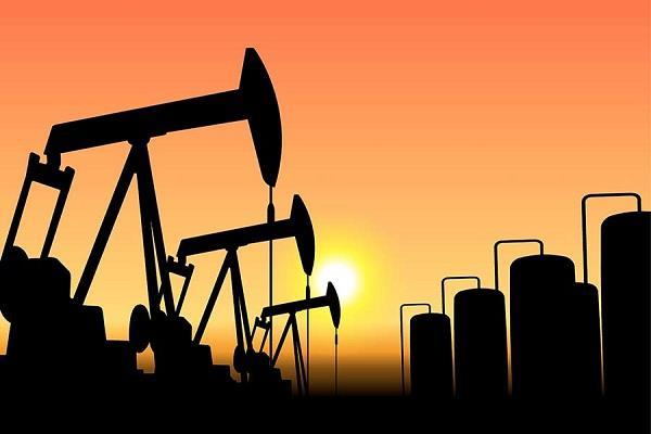 slowdown in crude  weakness in gold