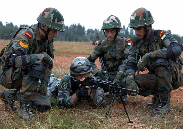 china sends thousands of tons of military equipment in tibet