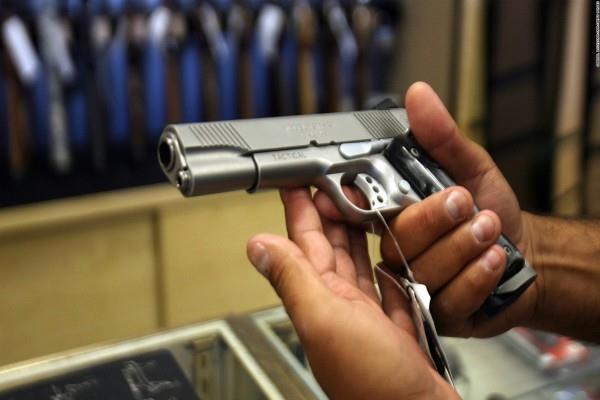 Image result for अमरीका में कड़े बंदूक