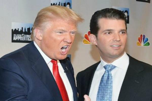 trump son said he would love russian dirt on hillary clinton in emails