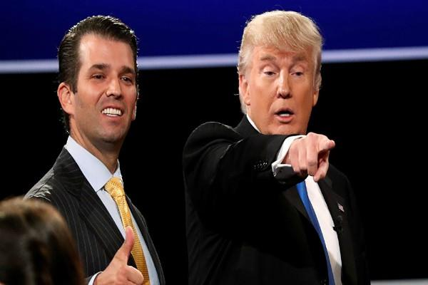 us there is no illegal thing between junior trump and russian lawyer meeting