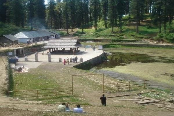kamrunag lake