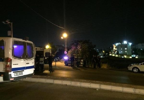 attack on israeli embassy  1 killed    2 injured