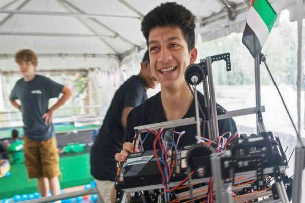 us indian students  zhang heng engineering design award rahesh