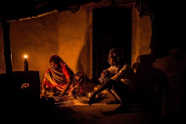 electrification campaign  electricity reached the villages  not houses