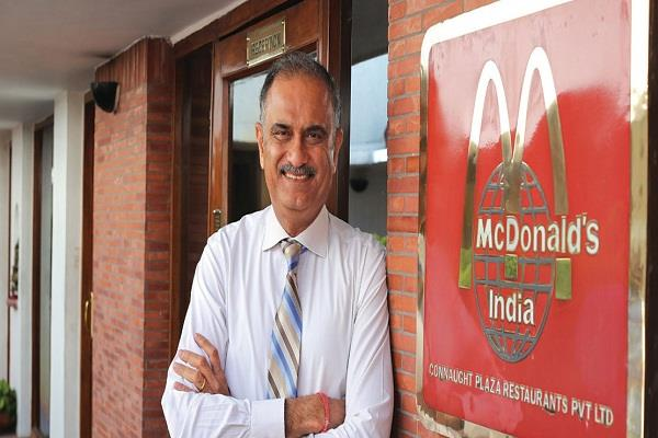 bakhsi is looking for legal options after nclt decision on mcdonalds