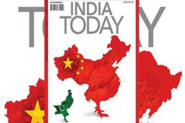 india today magazine cover goes viral in china