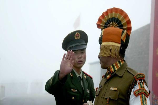 war in china india