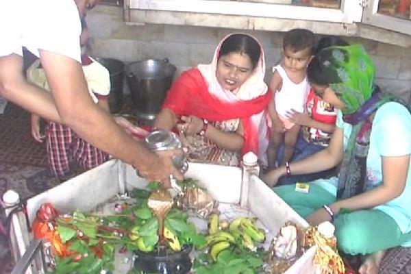 mahashivratri puja in bhiwani