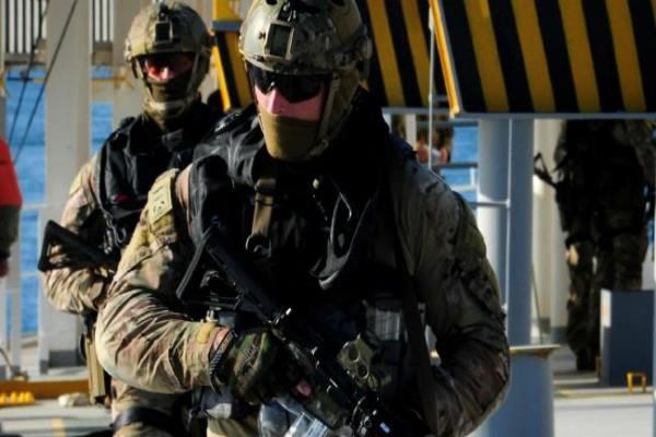 australian army to take terror attack lead not local police