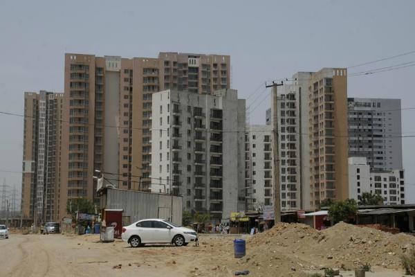 no effect of notbandi on real estate