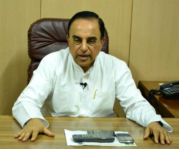 fast and fast track hearing of ram janmabhoomi issue subramanian swamy