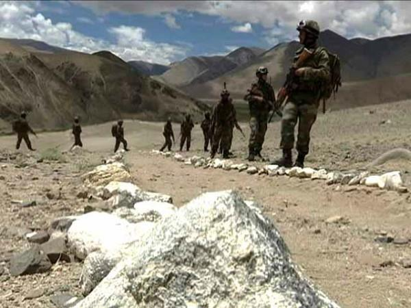 indian army is getting ready for counter attack on china