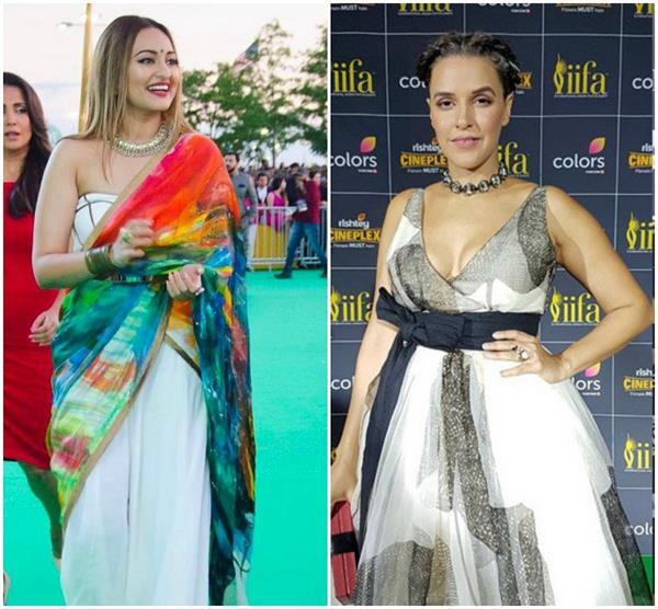 IIFA में फेल हुआ इन हसीनाओं का फैशन,सोनाक्षी और नेहा भी शामिल