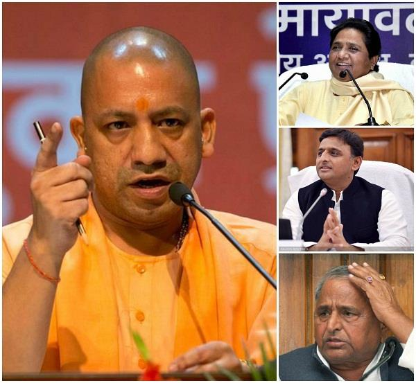 akhilesh and mulayam s security reduced by angry yogi