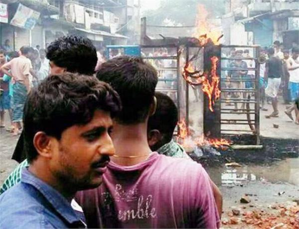 violence in west bengal