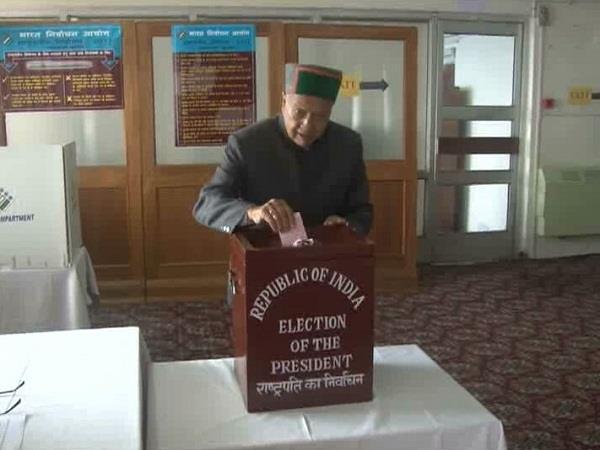 presidential election for the legislator cast vote