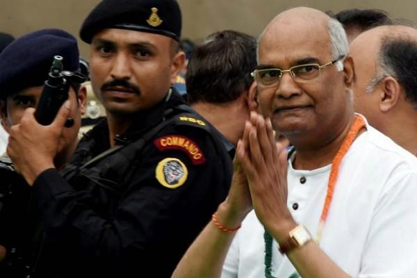 kovind must take this big decision