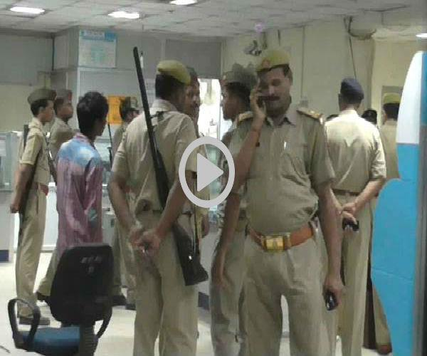 youth escaped with cash worth rs 6 lakh