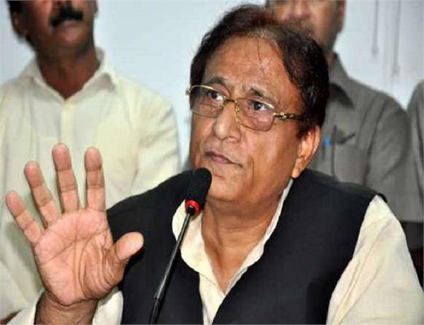 i did not put explosive material in the assembly azam khan