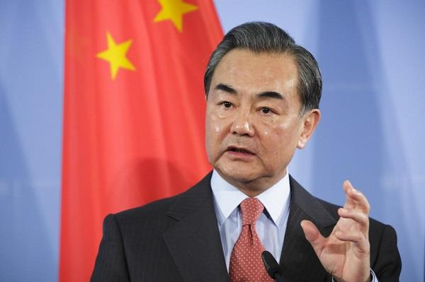 china foreign minister resumes statements on india