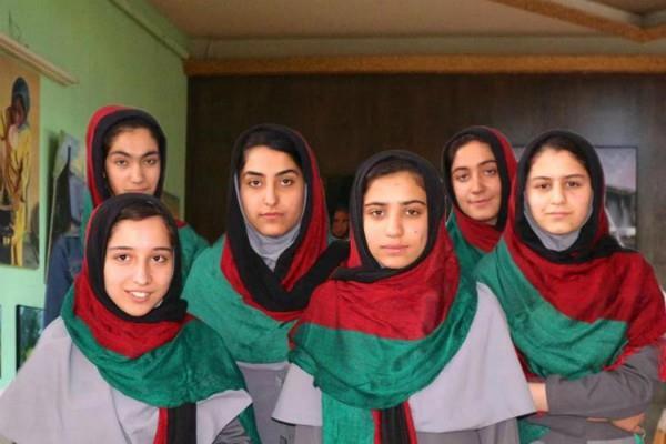 us visas denied for afghanistan all girl robotics team