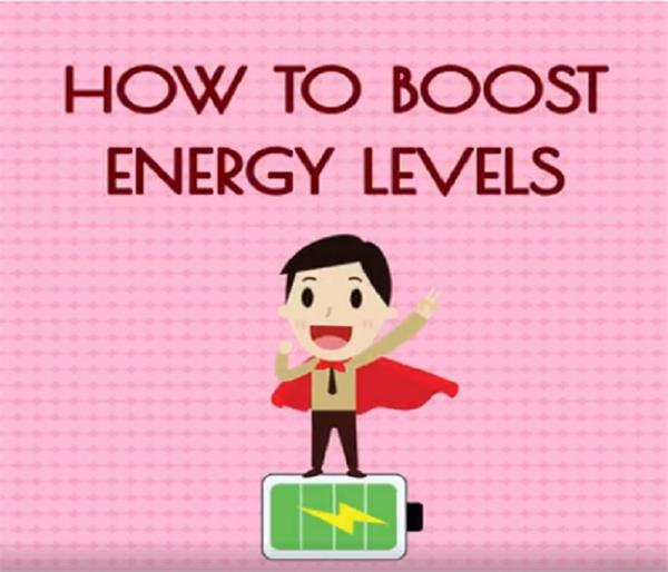 follow these tips to maintain energy in the body