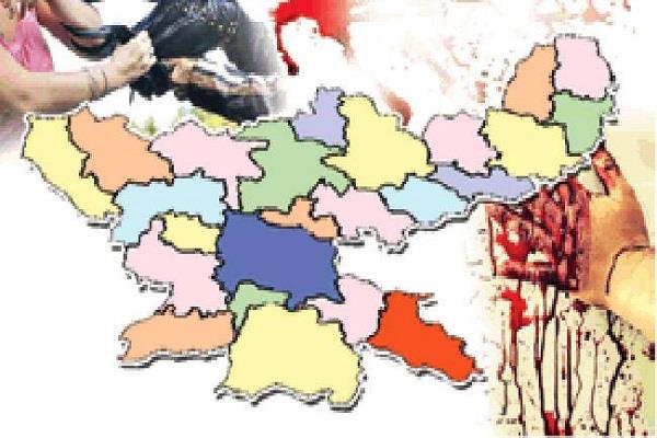 ranchi jamshedpur did top in the world of crime
