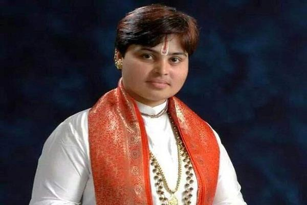 sadhvi deva thakur disputed statement