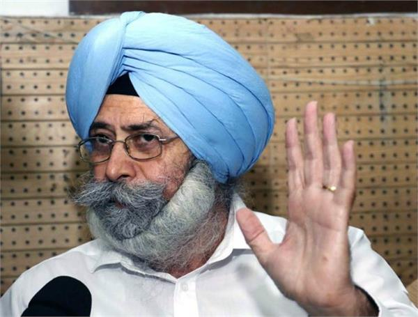 sukhbir  s political move has taken away the chair of phoolka