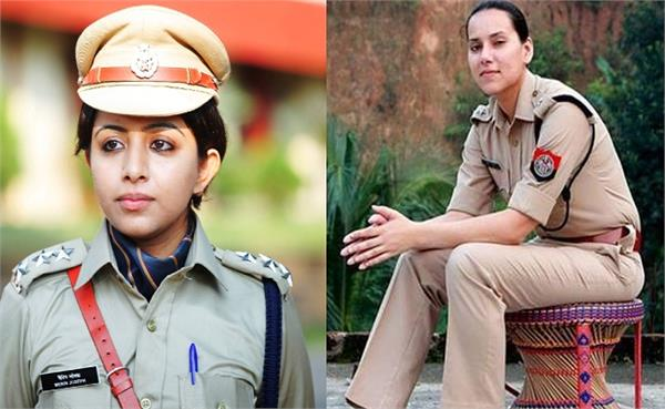 india top female ips officers