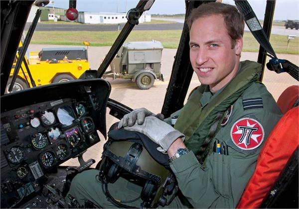 prince william leaves pilot job for uk royal duties