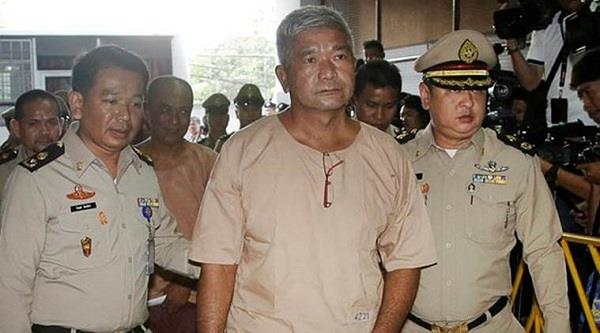 thailand army general sentenced to 27 years for human trafficking