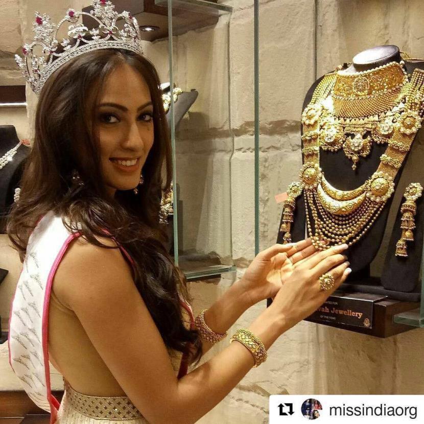 sana dua to represent india at miss united continents 2017