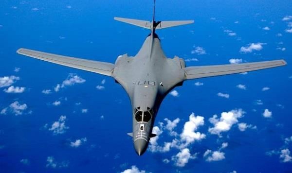 us flies bombers over korean peninsula after icbm test