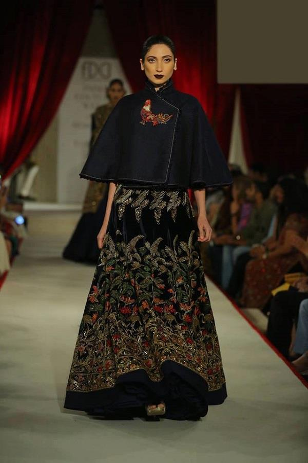 icw 2017 week   rohit bal collection