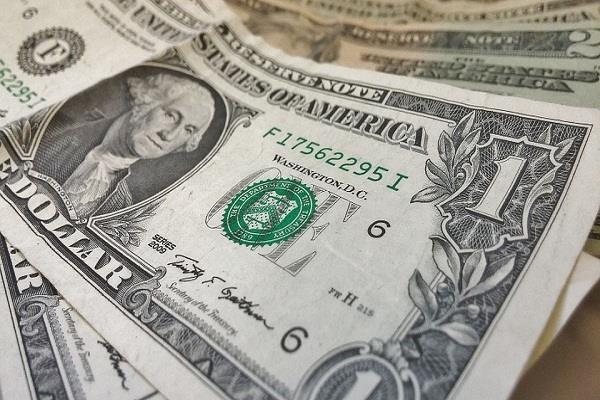 recorded foreign exchange reserves slipped