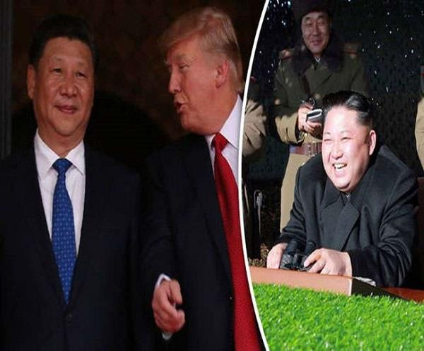 china  n korea  interventions  us elections