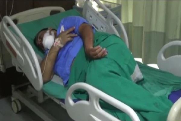 yogi  s pit free road has taken kotwal to hospital