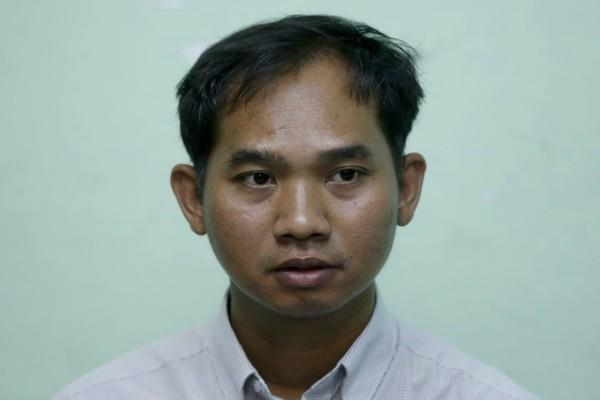 myanmar journalist arrested after criticising monk