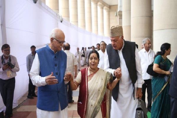 sushma swaraj picture viral