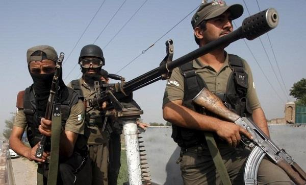 attack on afghan security check points 16 soldiers killed